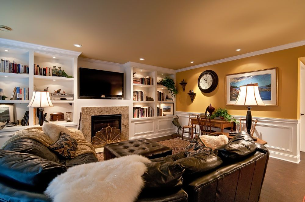 Dilworth wall units home image interiors - Home interiors image ...